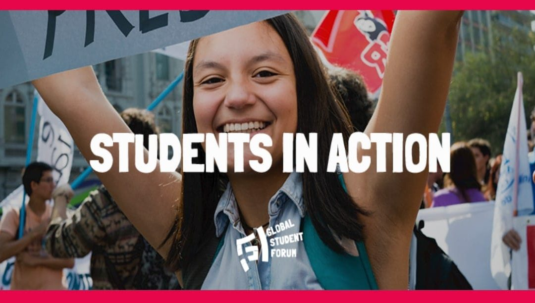 Info-Leaflet: Introducing the Global Student Forum