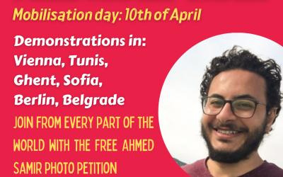 Free Ahmed Samir!