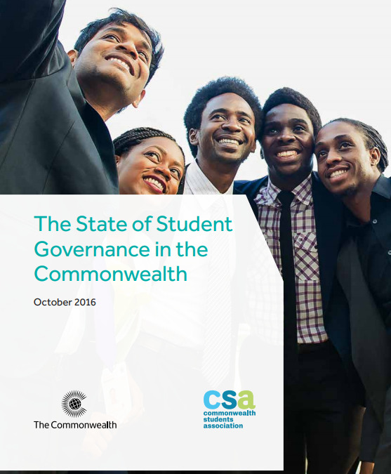 Featured Publication: The State of Student Governance in the Commonwealth