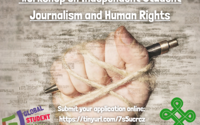 Independent Student Journalism and Human Rights – Capacity Building
