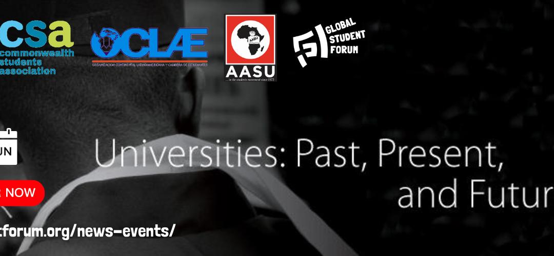 Mahindra Seminar – Student Impact on Higher Education Globally