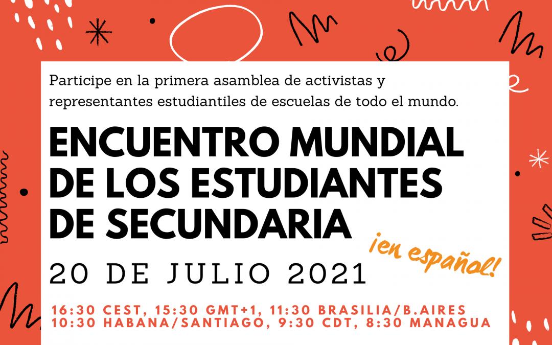 Encuentro Mundial de los Estudiantes de Secundaria