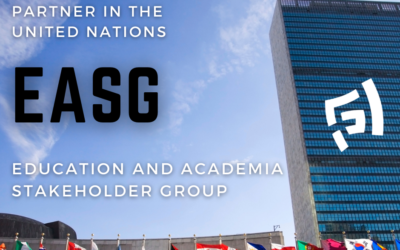 The GSF was elected as Organising Partner of the Education and Academia Stakeholder Group