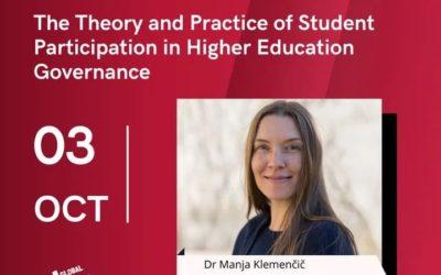 Module 1 – Lecture 1 – Dr Manja Klemencic