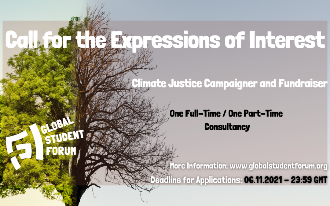 Call for the Expression of Interest Part Time